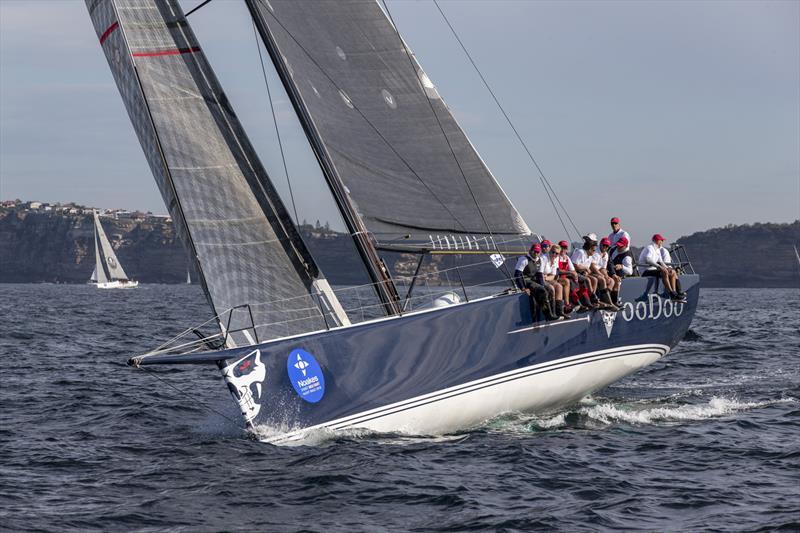 Voodoo - Noakes Sydney to Gold Coast Yacht Race Sydney, Australia - July 28th, 2018 - photo © Andrea Francolini