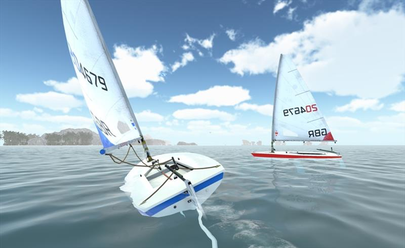 Improved VR Regatta: The Sailing Game ships to the Oculus Home