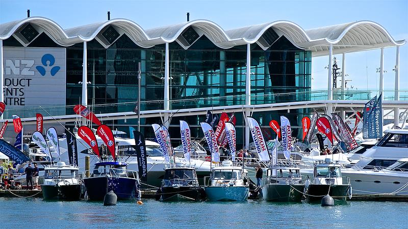 Honda Marine - Auckland On the Water Boat Show - Day 4 - September 30, 2018 - photo © Richard Gladwell