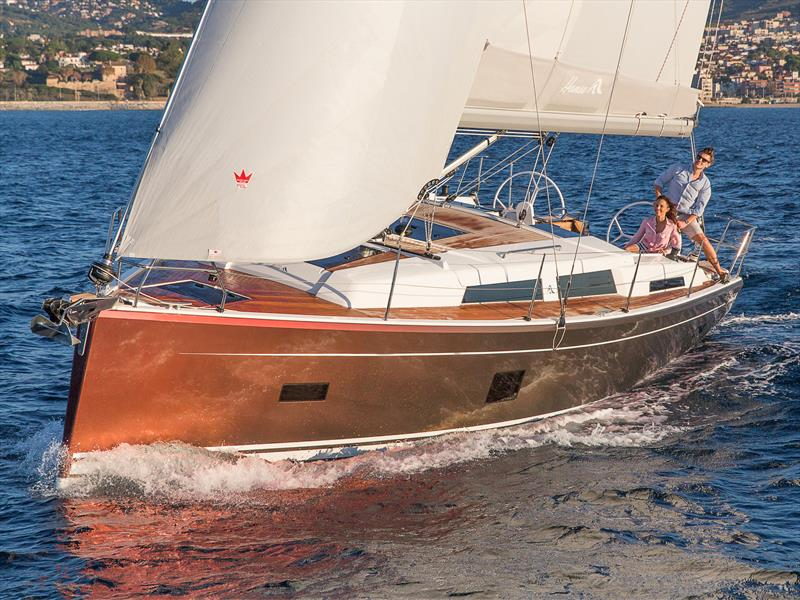 Hanse 388 presented by Windcraft - photo © Hanse YachtsNico Krauss