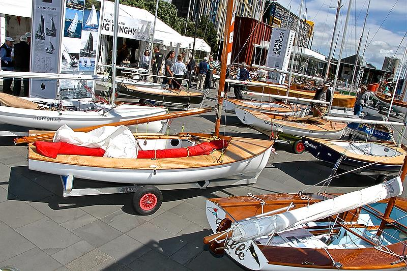 New Zealand Dinghy Exhibition ends on Sunday