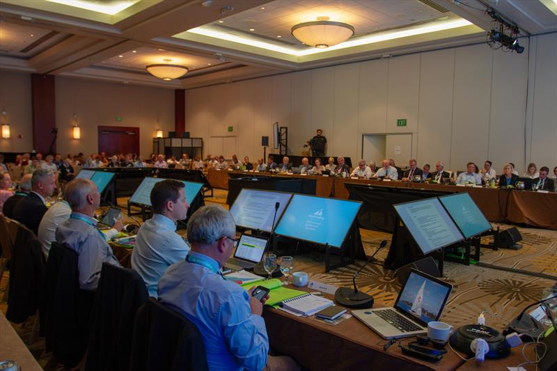 Council Meeting - Sarasota, Florida, USA - Annual Conference 2018 - photo © Daniel Smith