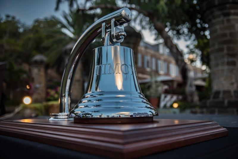 The only trophy awarded at the Superyacht Challenge is the Gosnell Trophy - Superyacht Challenge Antigua - photo © Ted Martin