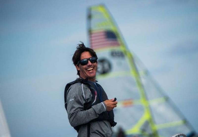 Leandro Spina, US Sailing Olympic Development Director photo copyright US Sailing taken at