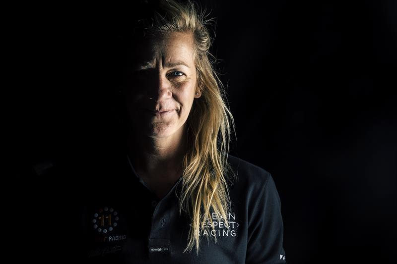 Rolex Sydney to Hobart Sophie Ziszek part of the all female crew on OCEAN RESPECT RACING (Wild Oats X) - photo © Andrea Francolini