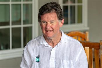 Randy Draftz, 2020 Regatta Chairman © CRW / Zerogradinord