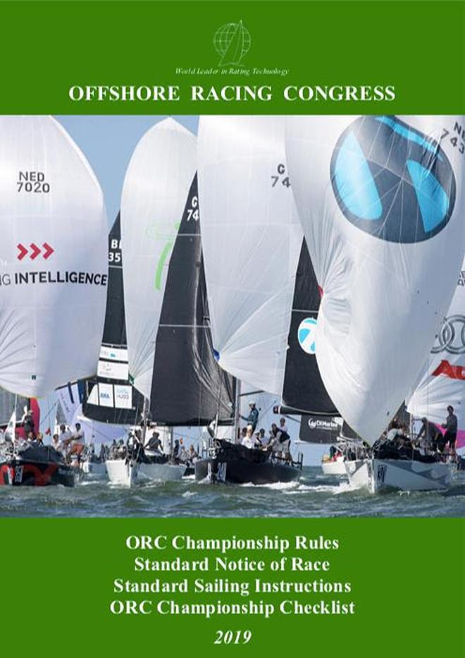 The `Green Book` gives guidelines on race and event management and formats for ORC championship events - photo © ORC Media