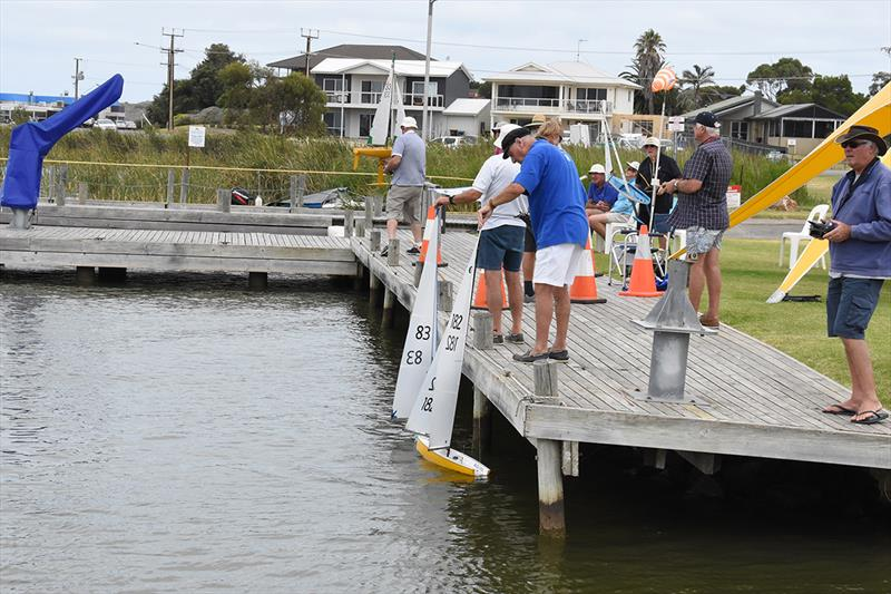 Remote Controlled Yachts host an event as part of the week - Goolwa Regatta Week 2019 - photo © Down Under Sail