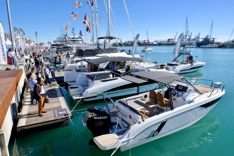 Valencia Boat Show photo copyright Vicent Bosch taken at