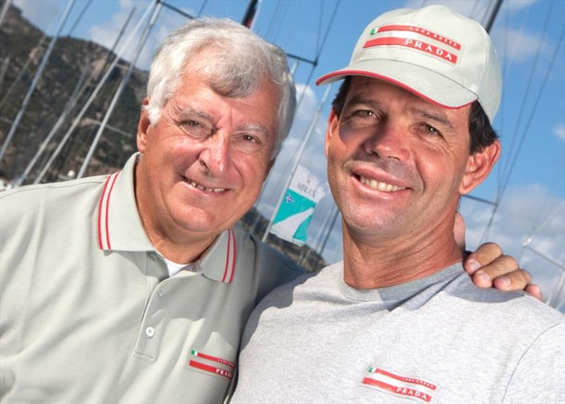 Italy's Patrizio Bertelli, CEO of Prada fashion group and primary backer of Challenger of Record (Luna Rossa) for 36th America's Cup, will join five-time Olympic Medalist Torben Grael aboard Kookaburra II (KA-12) at 12 Metre World Championship 2019 - photo © Carlo Borlenghi