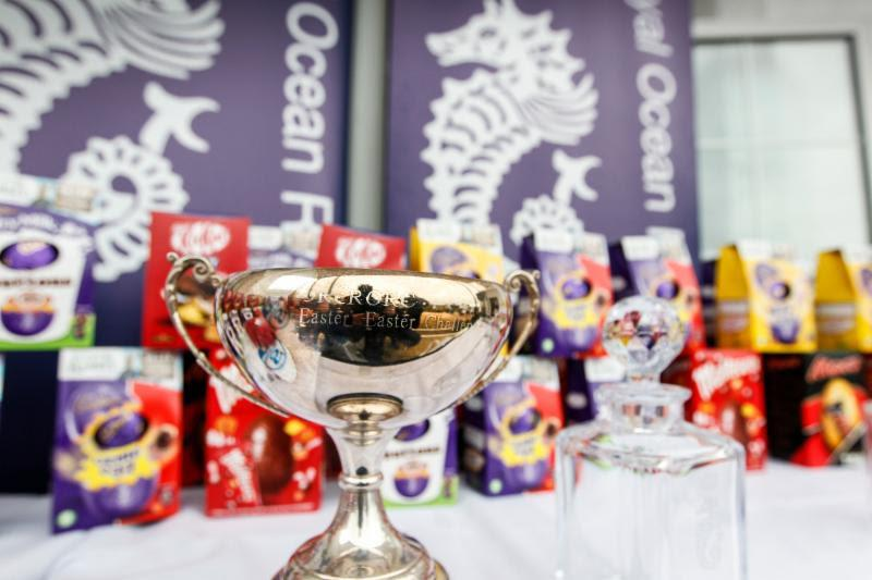 Plenty of chocolate Easter eggs and silverware await winners at the RORC Easter Challenge - photo © Paul Wyeth