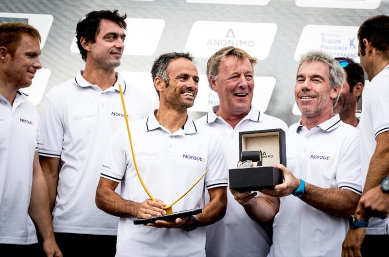 Franck Cammas and NORAUTO return as defending champions of the GC32 Racing Tour. - photo © Pedro Martinez / Sailing Energy / GC32 Racing Tour