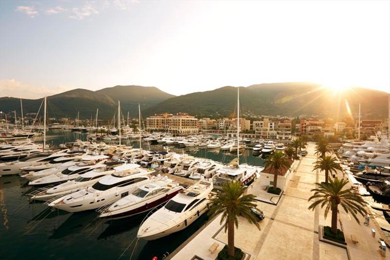 Porto Montenegro marina - photo © Porto Montenegro press