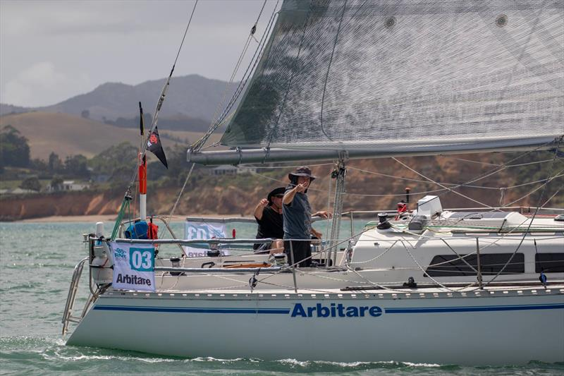 Arbitare - Round New Zealand Two-Handed Yacht Race - February 2019 - photo © Short Handed Sailing Assoc
