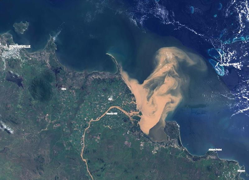 The Great Barrier Reef Was Just Hit By A Flood Of Polluted