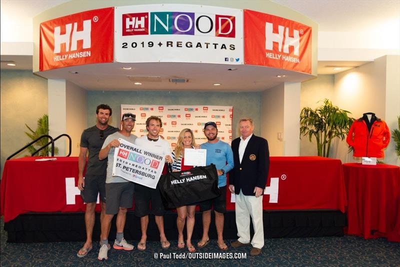 Sweet success at Helly Hansen NOOD Regatta in St  Petersburg