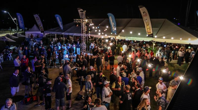 After racing fun at Whitsunday Sailing Club - Airlie Beach Race Week - photo © Vampp Photography