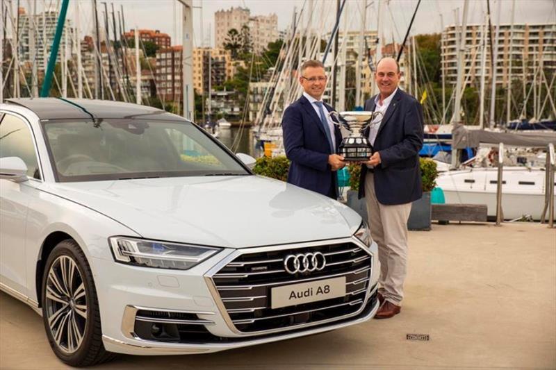 Cruising Yacht Club of Australia crowns champion racers