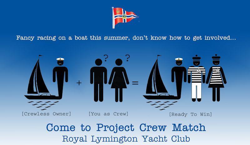 Royal Lymington Yacht Club to host annual Project Crew Match