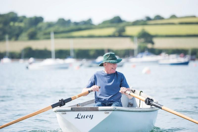 Rowing and Sculling at the Falmouth Classics 2018 - photo © Event Media