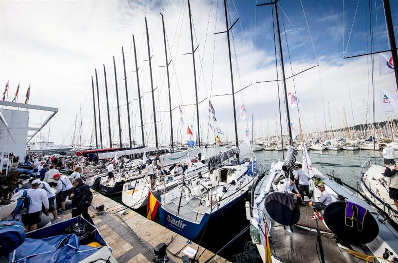 2018 Sail Racing PalmaVela - photo © María Muiña