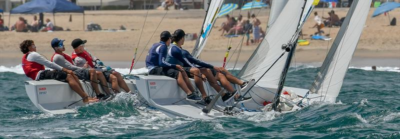 Top Youth MatchRacing skippers from six nations will contest the 53rd Governor's Cup in July 2019 - photo © Tom Walker