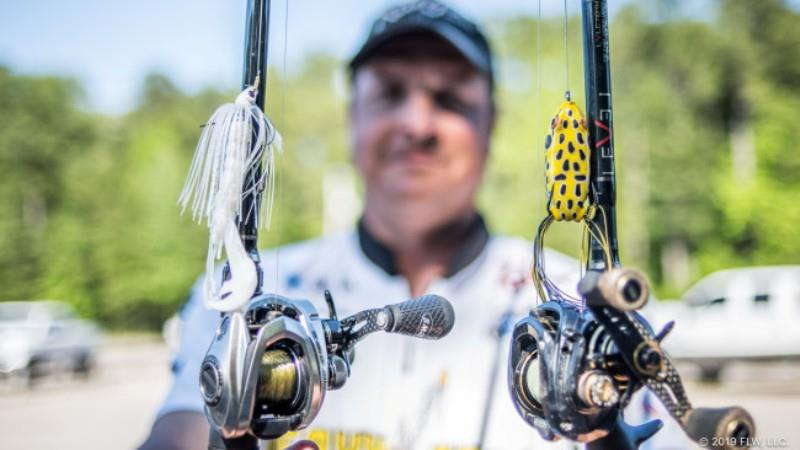 Top 10 Baits from Santee Cooper