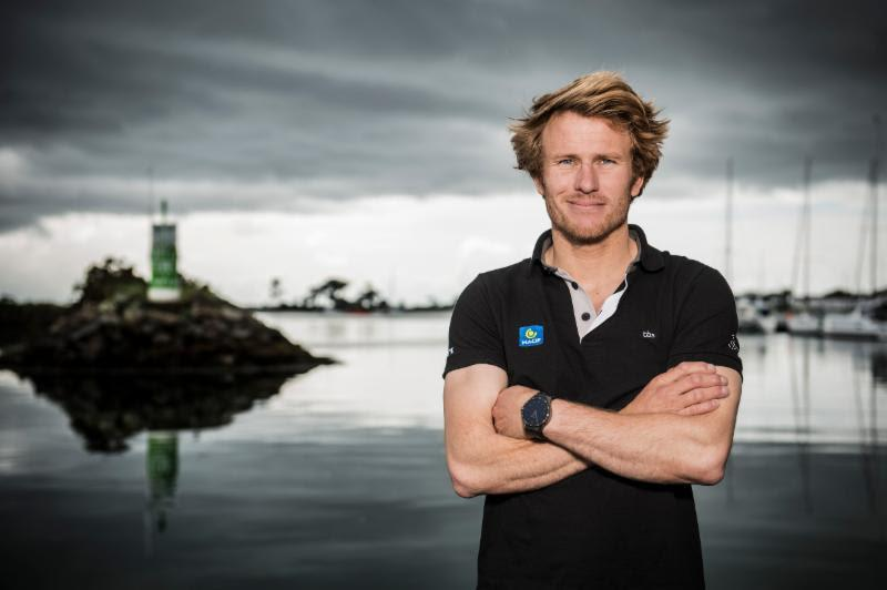 Francois Gabart will compete for the second time in the Rolex Fastnet Race - photo © Vincent Curutchet / DPPI