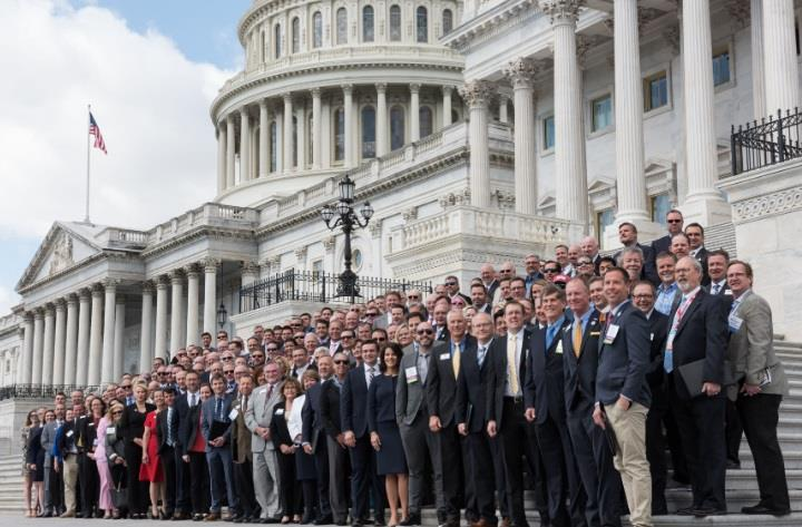 American Boating Congress (ABC) 2019 - Group Picture photo copyright National Marine Manufacturers Association taken at