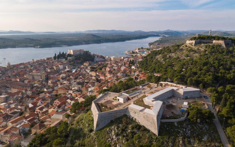Sibenik provides a beautiful and historic setting for the Worlds - photo © ORC Media