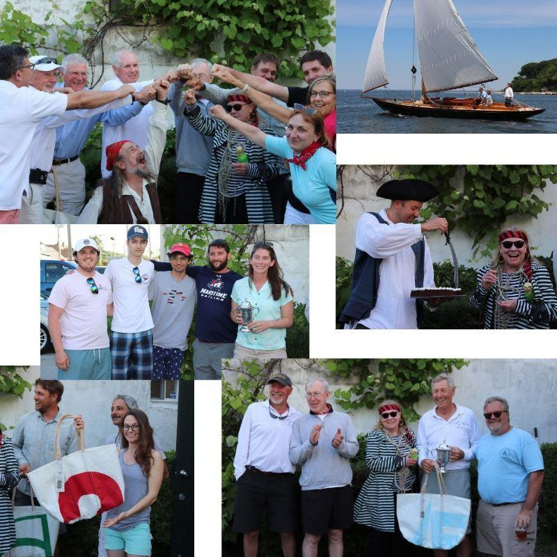 Party Like a Pirate - photo © Oakcliff Sailing