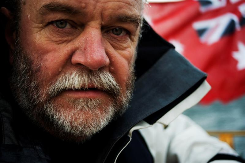 Don McIntyre, founder of the Ocean Globe Race photo copyright PPL Media taken at
