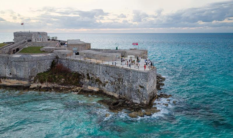 Bermuda is the newest Host Port and Team Partner for Clipper Race 2019-20 - photo © Clipper Race