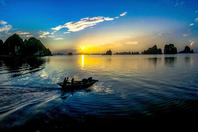 Quang Ninh Province, in northeast Vietnam - photo © Clipper Ventures