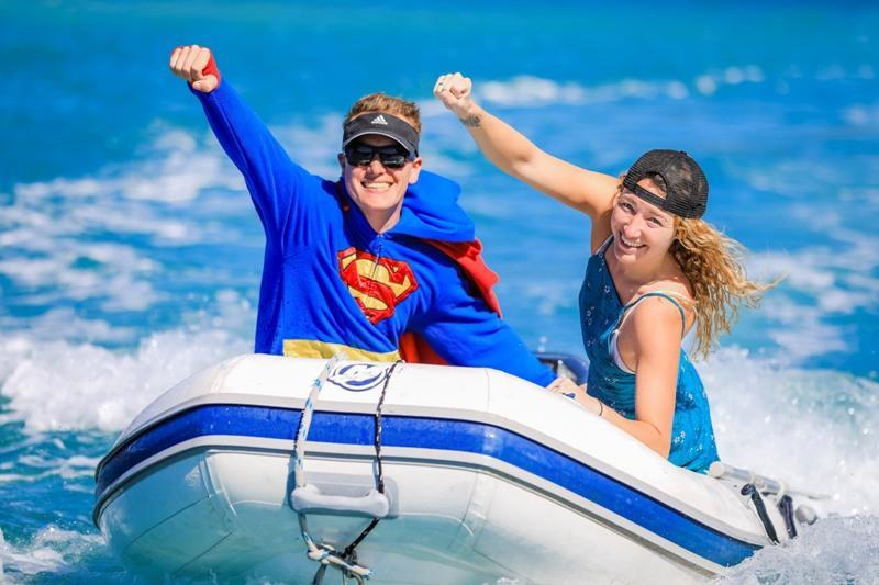 Prix d-Elegance fun - 2019 Hamilton Island Race Week, day 4 - photo © Salty Dingo