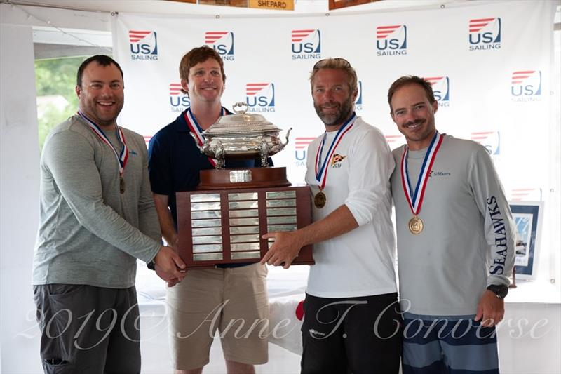 Chesapeake Bay Yacht Racing Association wins 2019 Mallory Trophy
