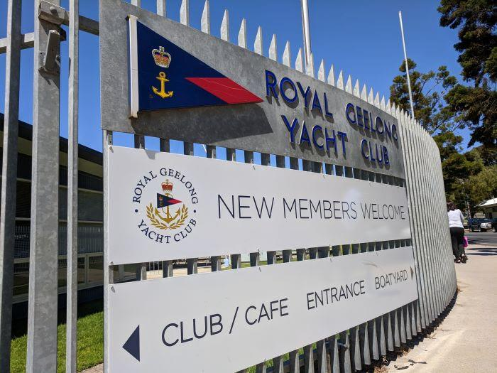 Royal Geelong Yacht Club will host the Oceania and Australian Laser Masters Championship in 2020. - photo © James Mitchell