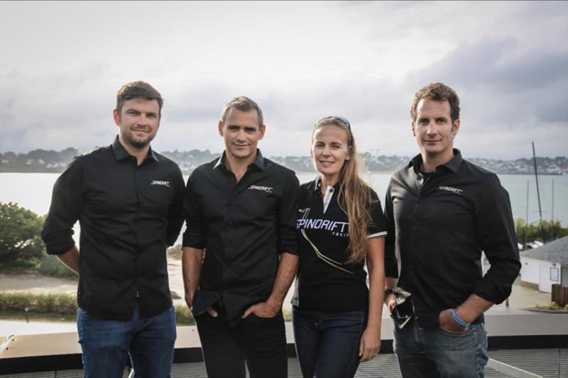 Spindrift Racing team - photo © Charles Vilsange / Spindrift racing