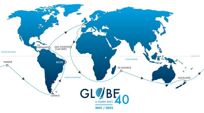 vente chaude en ligne 622e2 6a61a The Globe 40: the dream up and running 3 months after the launch