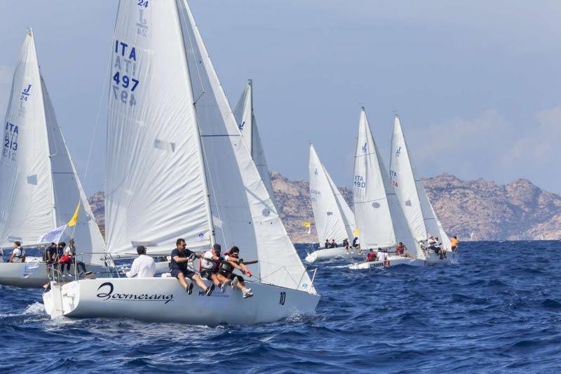 The One Ocean MBA's Conference and Regatta in Porto Cervo