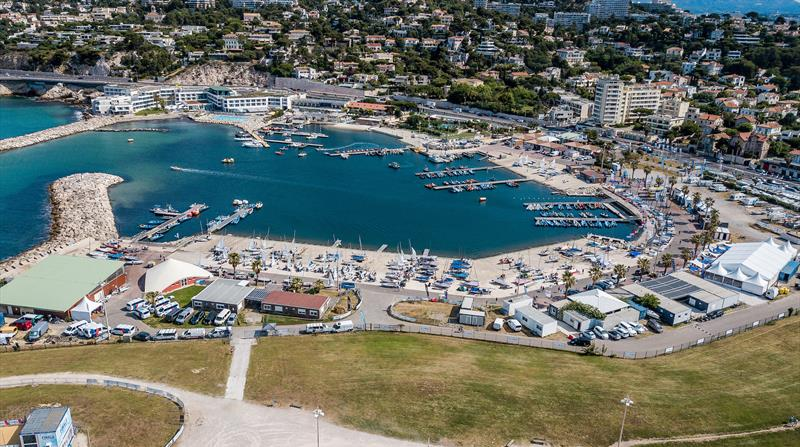 Marseille, France - venue of the Paris 2024 Olympic Sailing Competition - photo © Sailing Energy