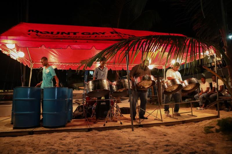 Party time at Barbados Cruising Club every night - Barbados Sailing Week - photo © Nigel Wallace