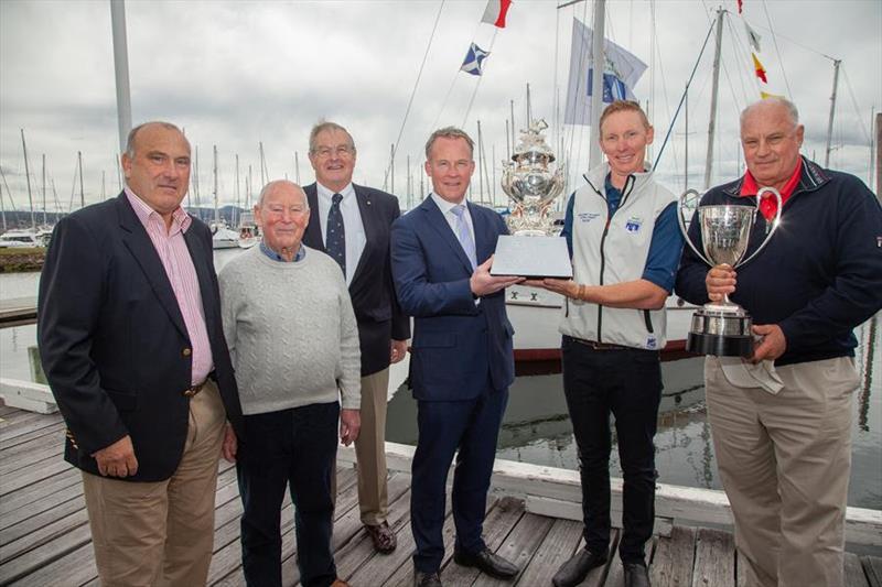 Tasmanians launch 75th Rolex Sydney Hobart
