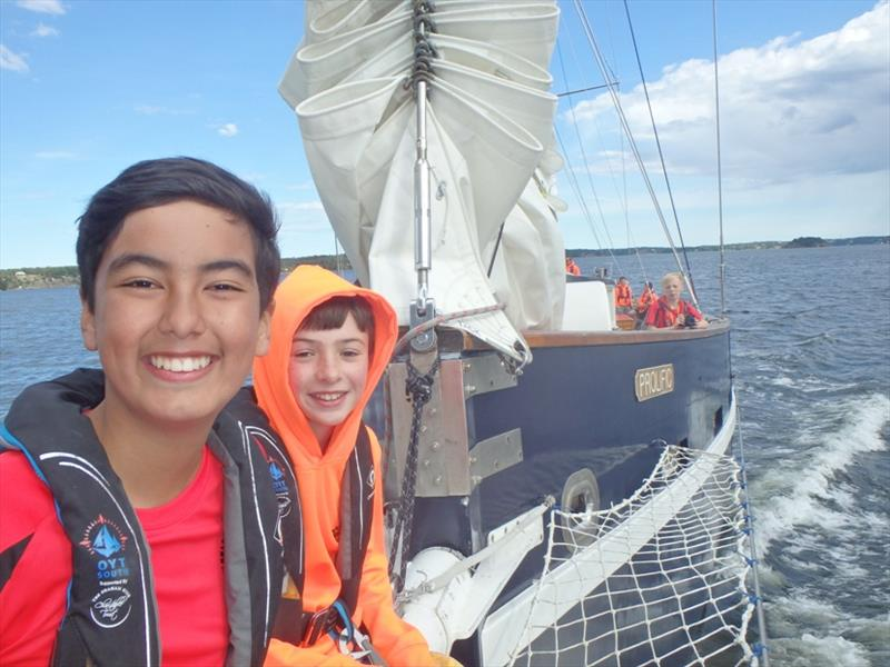The Peter Harrison Foundation celebrates 20 years of grant giving to sailing charities and projects