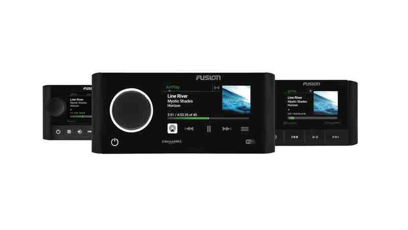 Fusion extends functionality with Apple AirPlay 2 compatibility - photo © Fusion