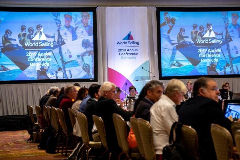 World Sailing's Annual Conference - photo © World Sailing