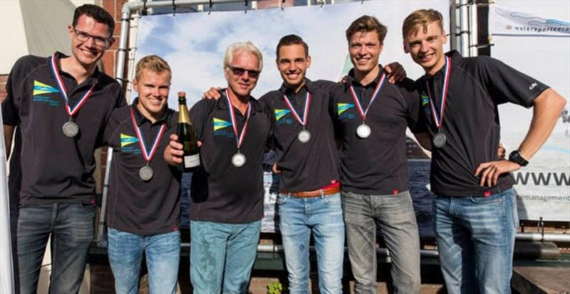 WSV Giesbeek win Dutch J/70 Sailing League - photo © Event Media