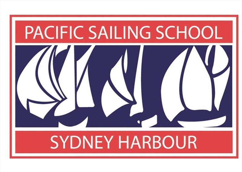 Pacific Sailing School logo photo copyright Pacific Sailing School taken at