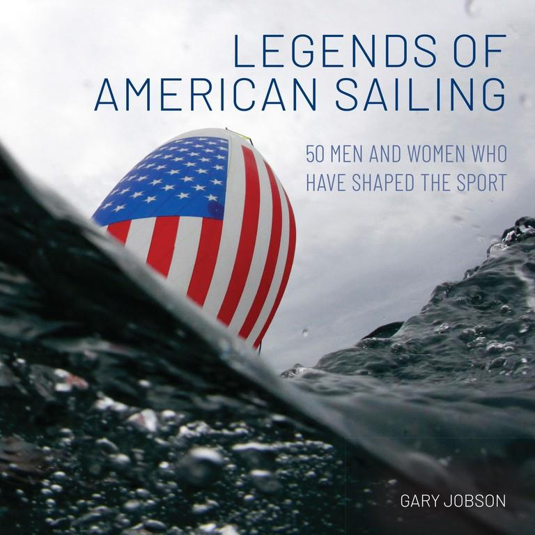 National Sailing Hall of Fame to benefit from new Jobson book