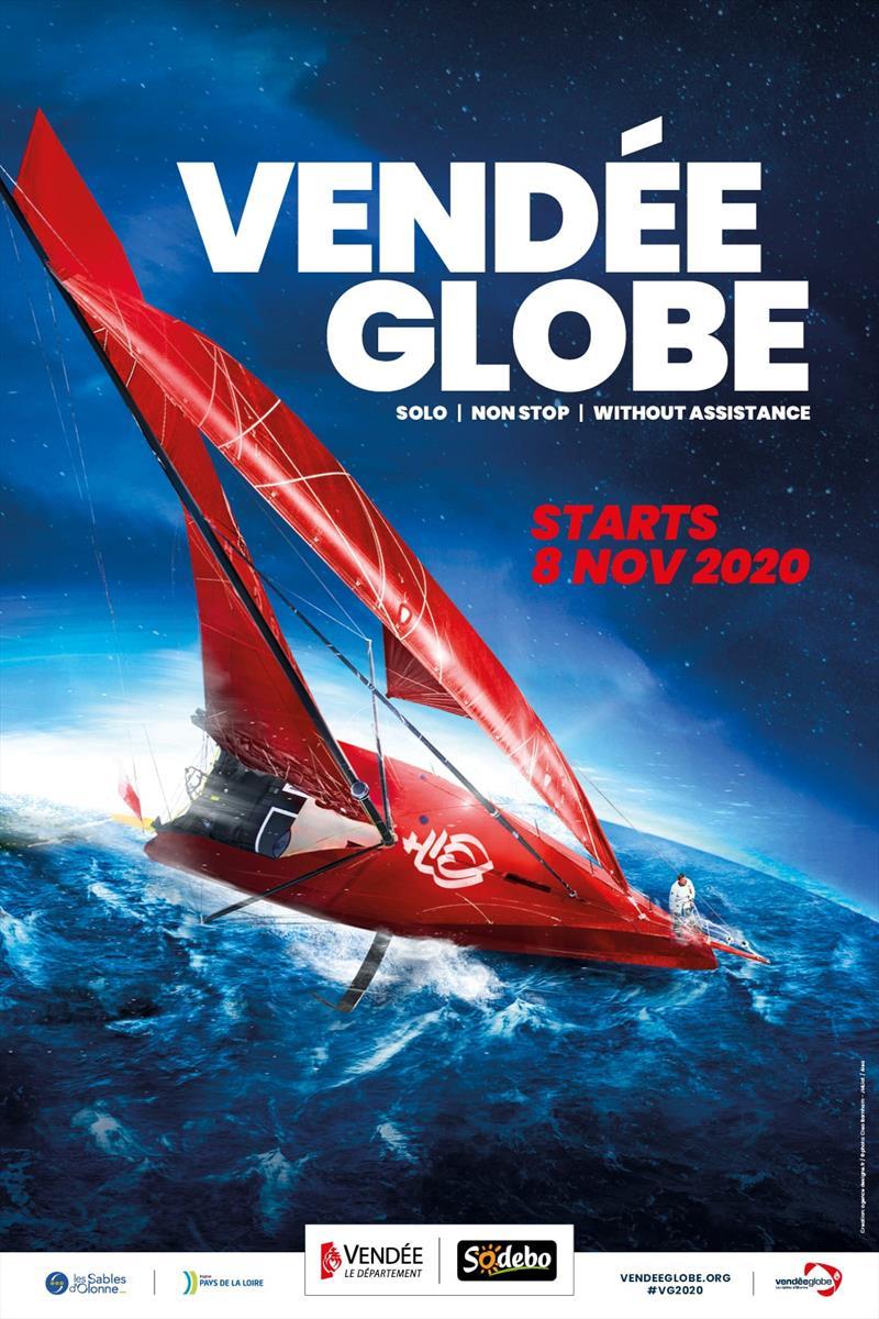 The Vendée Globe remains on course